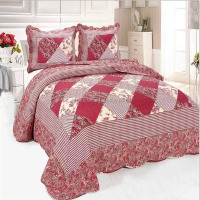 Wholesale Microfiber Quilt and Bedspread