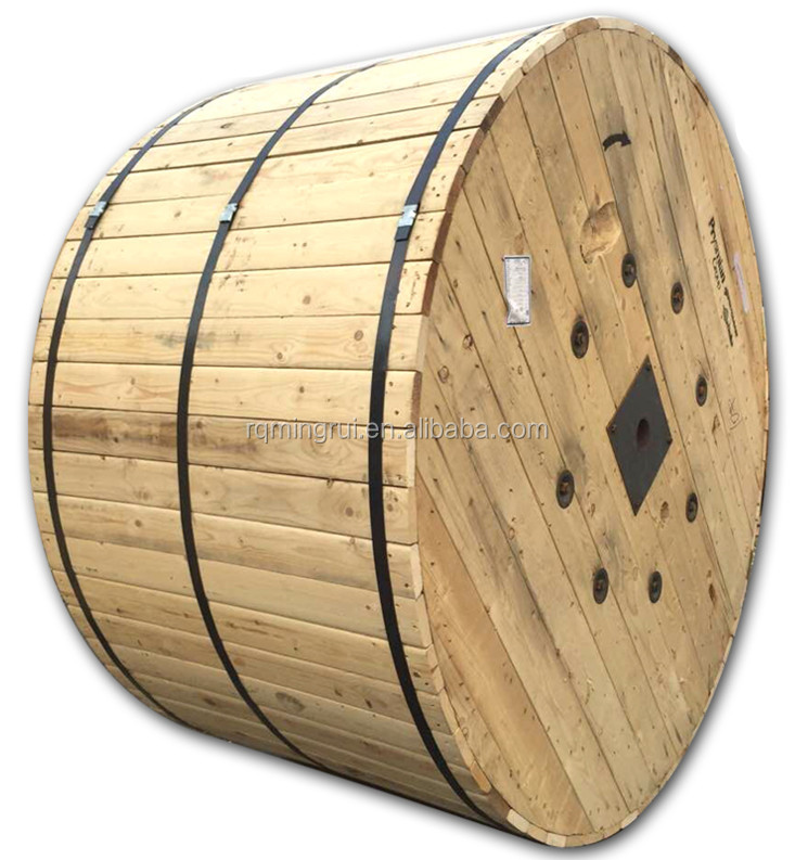Wooden Electric Cable Reel Drum for Packing Cables