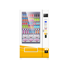 Electronics and Cell Phone Milk Snack Drink Vending Machine for pharmacy