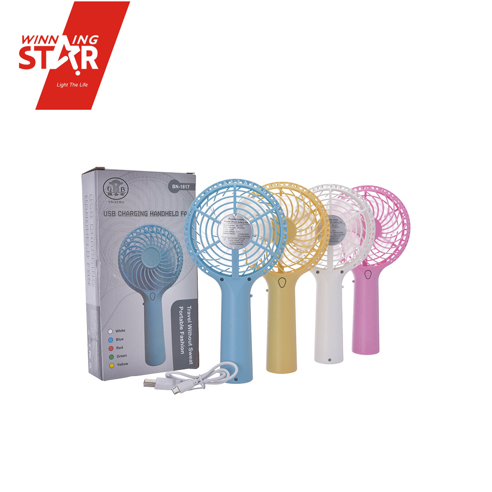 wholesale summer cooling fan portable USB fan for phone
