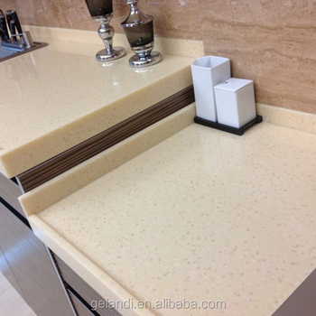 Easy To Clean Quartz Stone Table Top Kitchen Counyertops