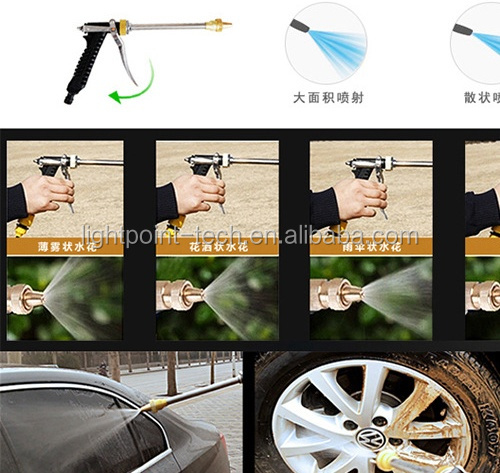 2020 hot-sale mini car washer portable high pressure car washer Multiple modes car washer machine
