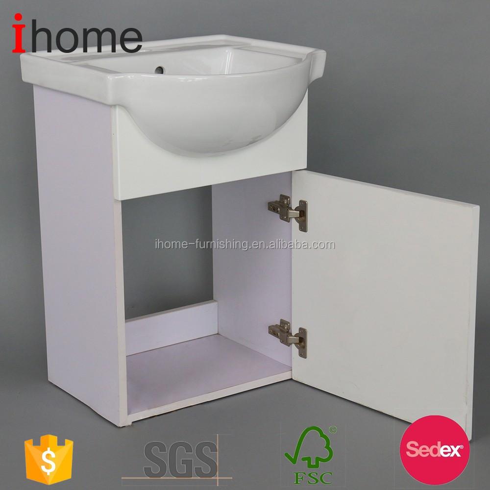 Moderne salle de bains vanité, mdf salle de bains cabinet, salle ...