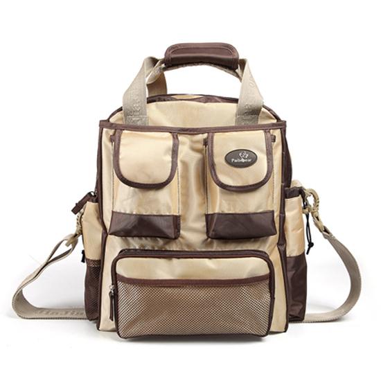 29150daadf11 Get Quotations · Waterproof nylon baby diaper backpack set bolsas nappy bag  changing bebe bolsa maternidade carters maternity bag