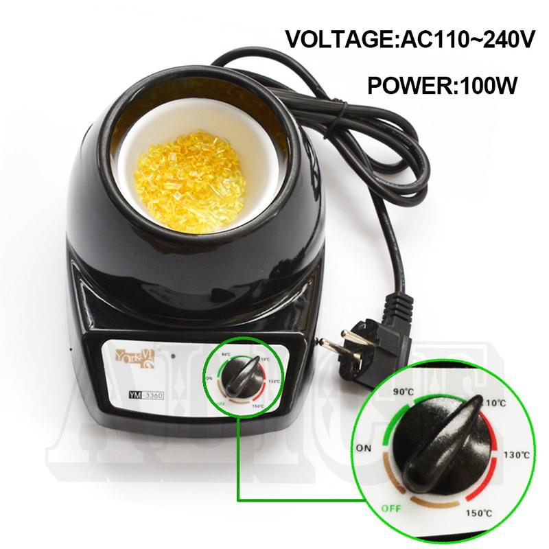 Fusion Melt Hot Pot 100w Keratin Glue Melting Pot Keratin Glue Pot