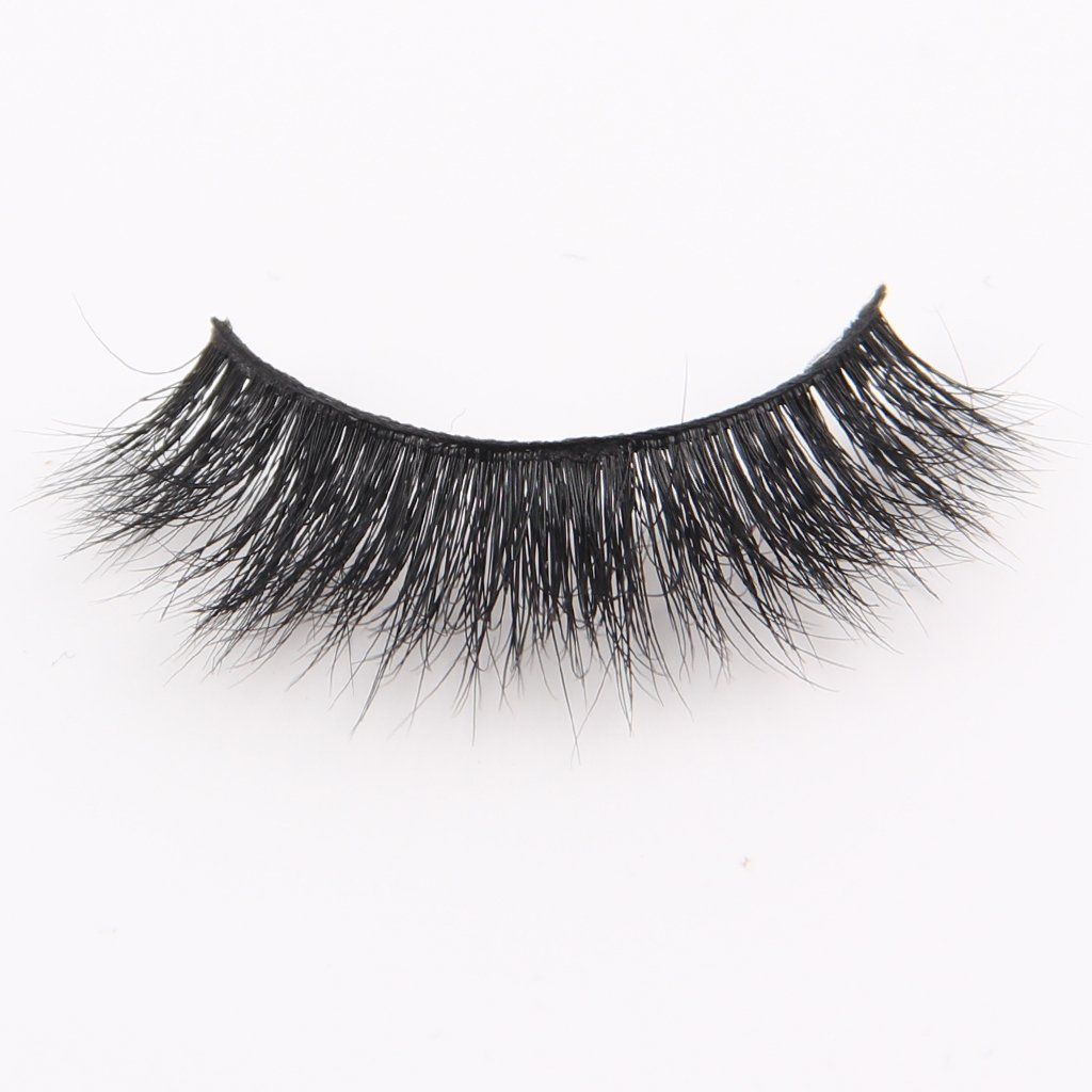 15fd6065cdc Arimika 3D Long Thick Voluminous Dramatic Looking Handmade Mink False  Eyelashes For Makeup 1 Pair Pack
