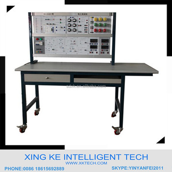Basic Electrician Skill Training Bench,Electrical Lab Device - Buy ...