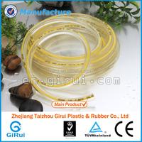 Flexible pvc transparent gas pipe hose,LPG hose ,pvc hose pipe