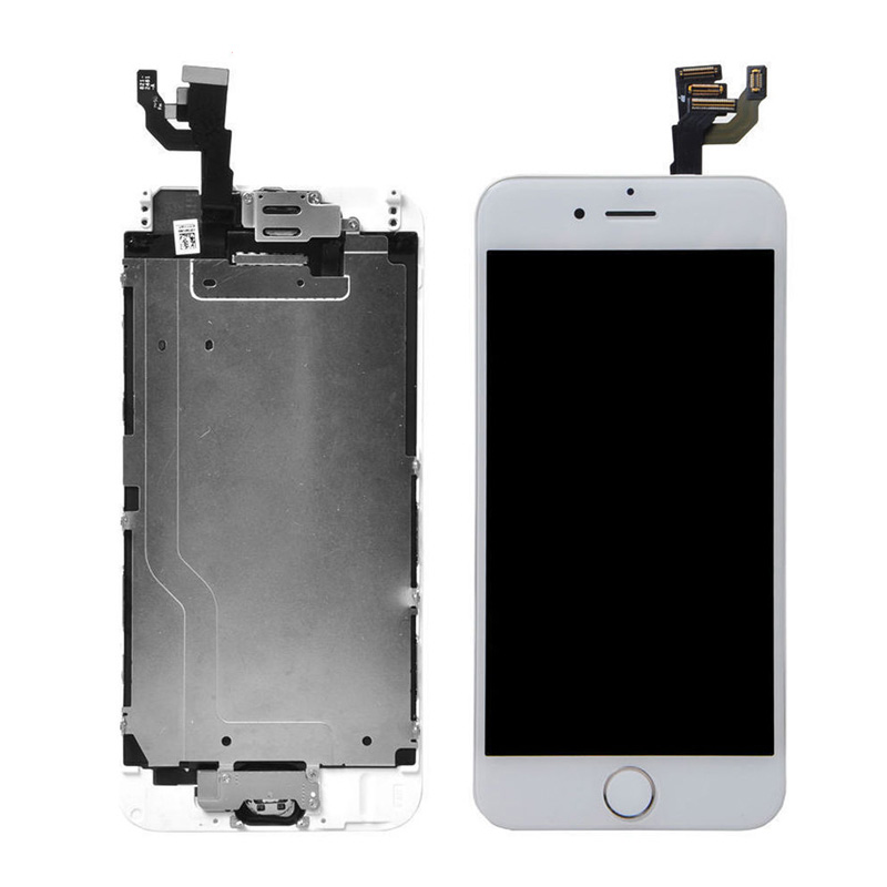Voor iphone 6 s screen vervanging, voor iphone 6 s oem lcd touch screen assembly vervanging