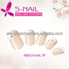 acrylic french nail tips false nail tips artificial nail tips wholesale