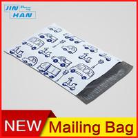 custom design poly mailer/factory direct mail bag/waterproof plastic envelopes