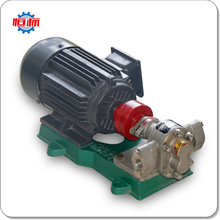 HENGBIAO KCB 55 bottom price hot sale Crude oil diesel oil lubricants animal and vegetable oil gear pressure booster pumps