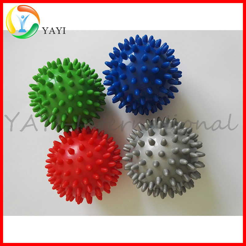 7.5mm Sports Outdoor Foot and Back Pain Relief Deep Tissue Massage Ball