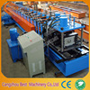 Automatic High Speed C Z Type Steel Purlin Machine For Building,Construction Equipment