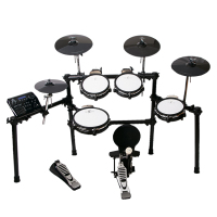 HXM XD450A/B Mesh pads digital drum 8-piece(expandable) electronic drum set percussion jazz