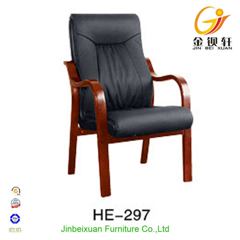 True Seating Concepts Leather Executive Chair Office Furniture HE-297