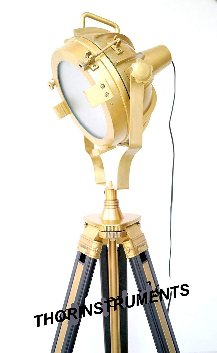 Cheap Arc Searchlight Find Deals On Line At Alibabacom Antique Floor Lamp Rewire Diagram Get Quotations Nautical Spot Light Designer With Stand Gift