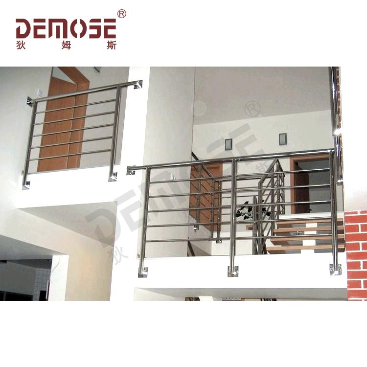 Prefab Metal Stair Railing Used Rails R50 R65