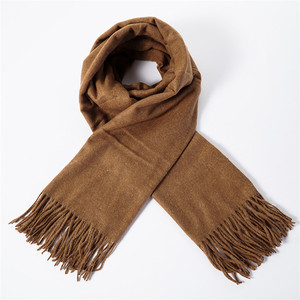 Winter Women Warm Wool Cashmere Scarves Scarf Shawl Neck Warmer