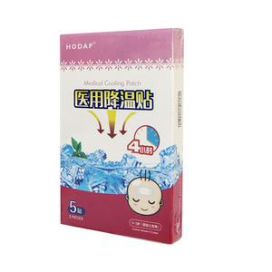 Baby cooling patch baby health care product