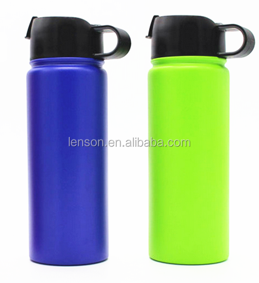Hot Selling Sports Double Wall Insulated Thermal Stainless Steel Water Drink Bottle