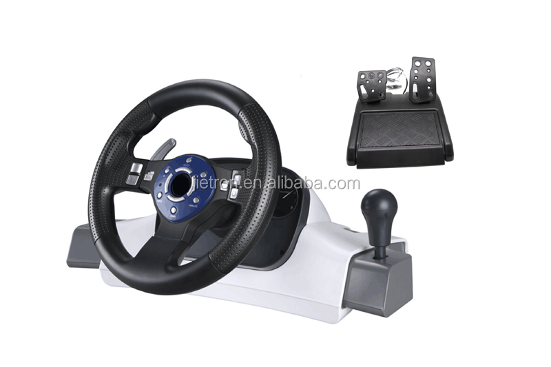 2016 new design for PS3/PS2/PC Steering Wheel racing wheel game wheel