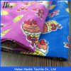 shijiazhuang factory!!!wholesale100% pigment printed flower/heart cotton flannel fabric for baby