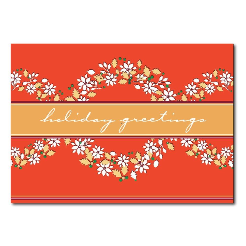 Buy Christmas Holiday Greeting Card H1603 Say Quotthank You For
