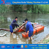 Chinese Gold Suction Dredge Boat for Sale