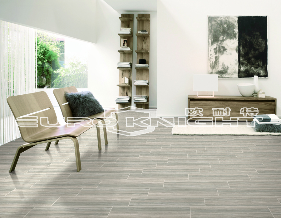 Grano de madera color café serie diseño para sala de estar piso ...