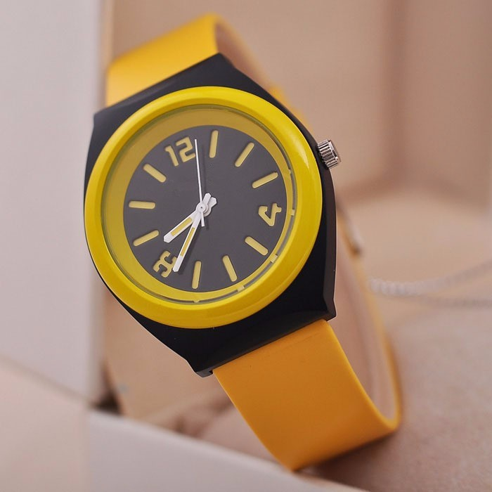 Children's Quartz Wrist Watches Kids Sports Watches Gift For Girls And Boys Students Wristwatches Colourful