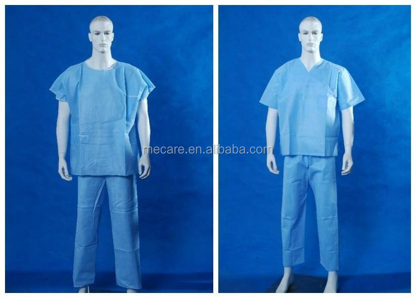 Hospital Clothing Scrub Suit