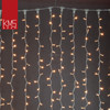 Factory supplier newest OEM design led rain curtain light wholesale 2*1M