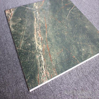 High quality rainforest sea green marble tile