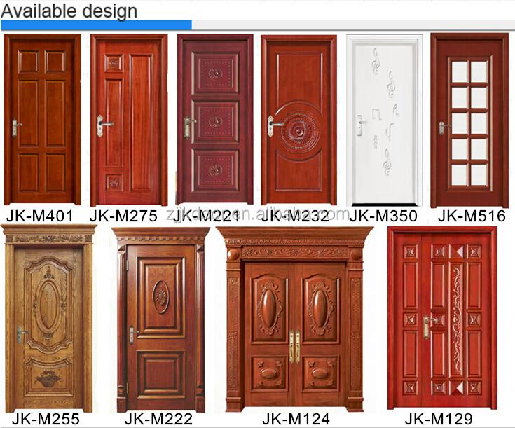 Jk M223 Models Wood Front Doors Solid Oak Front Doors