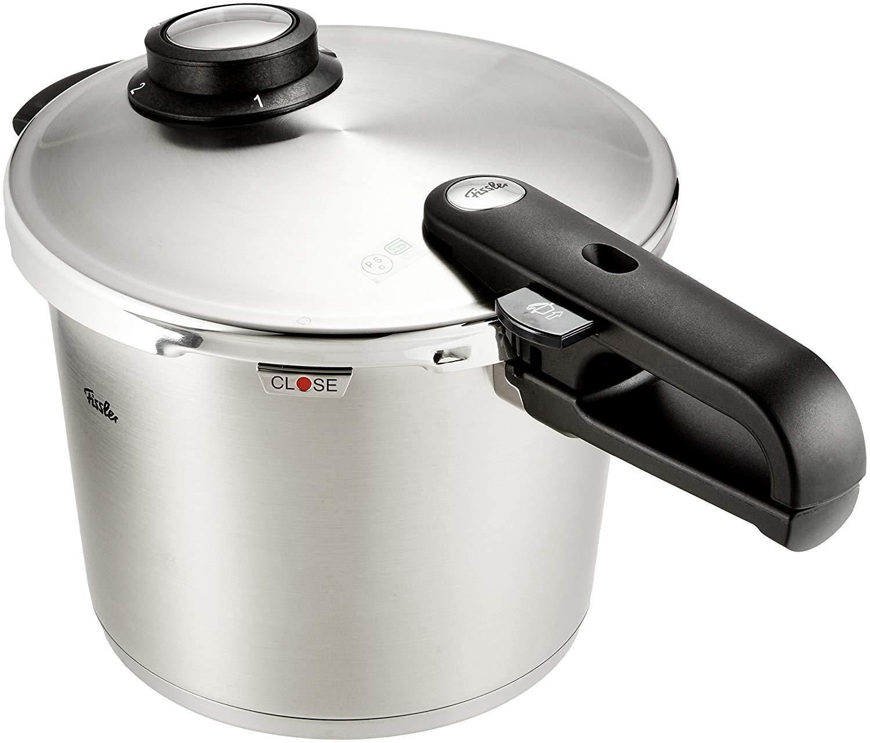 Schnellkochtopf 18//22//26cm Fissler Blue Point Pressure Cooker Lid Handle