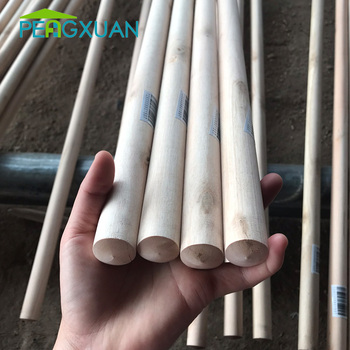 China wholesale cleaning supplies eucalyptus wooden window cleaning pole