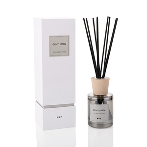Home Decorative Perfume Fragrance Rattan Reed Diffuser Oil Wholesale Perfume Diffuser