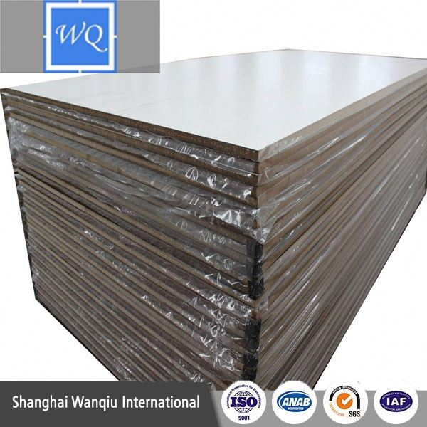 UV Coated Board /Wood Grain Melamine Parper Laminated