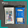 China Factory waterproof bag cover use pvc for cell phone