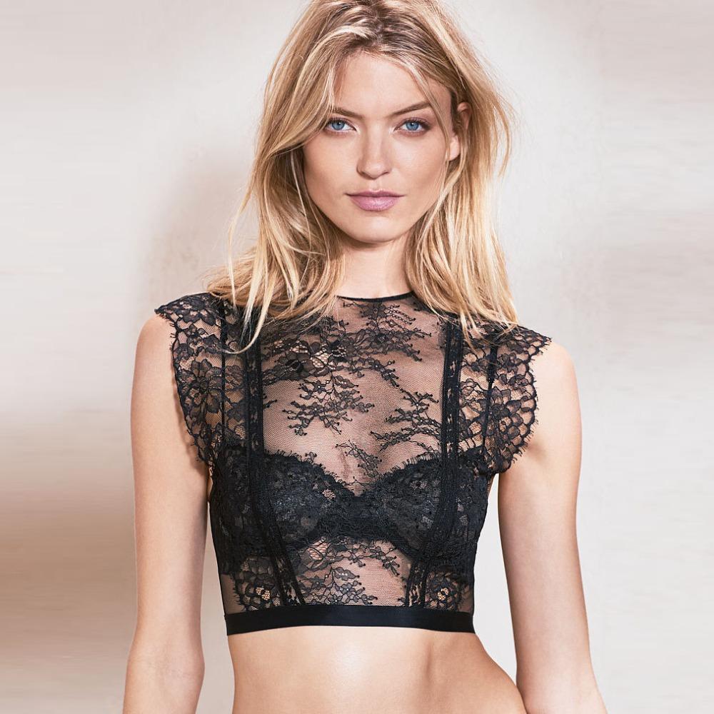 NJ0564 Sexy mature woman intimate lingerie lace bra