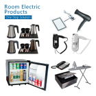 Guangzhou Honeyson hotel supplies guest room amenities list