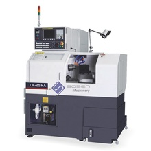 CK25HA Fanuc Tinggi Precision <span class=keywords><strong>Mini</strong></span> <span class=keywords><strong>Bubut</strong></span> CNC Turning Lathe