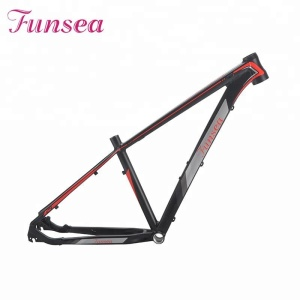 China cycling bicycle parts manufacturer downhill bike frame mountain bike  frame full suspension