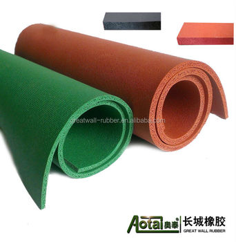 South Africa Style 1-50mm x 0.6-2mx 1-20m High density Rubber Foam Sponge Insulation Rolls
