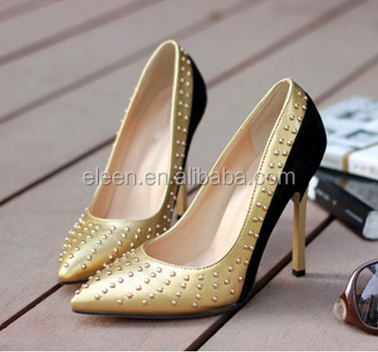New design fashion shoes women shoes OEM manufacture