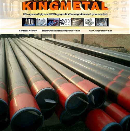 Seamless Casing&Tubing Casing Oilfield,Welded Casing &Tubing Casing Oilfield