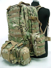 1000D Cordura Nylon Tactical Acu Backpack Military