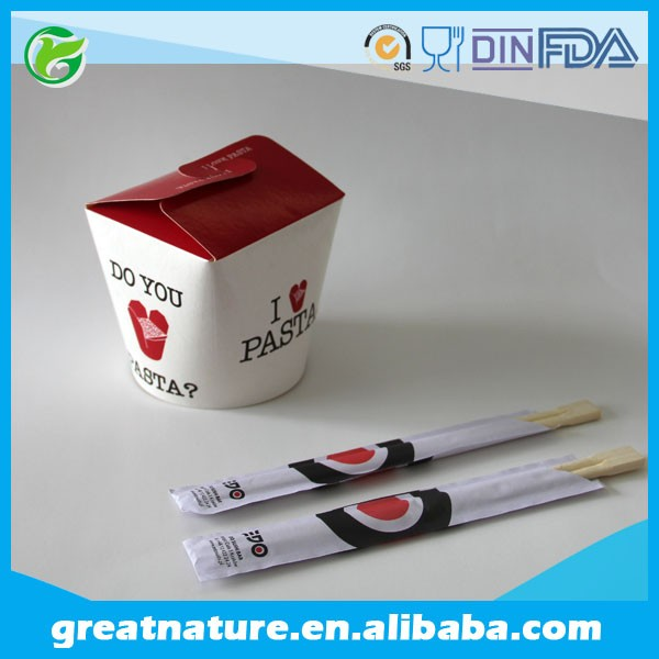 Original disposable instant food box chinese noodle box