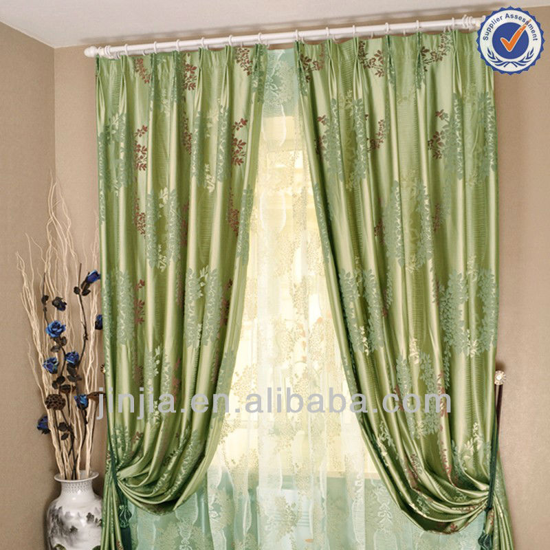 New design American Style Readymade shiny jacquard lining fabrics and textiles